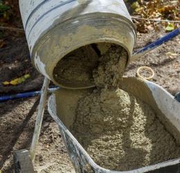 betonkeverő-bélelés